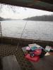 Fischen hat angefangen/Fishing has started