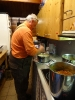 Kochen für die Vereinsmitglieder - Cooking for the crew